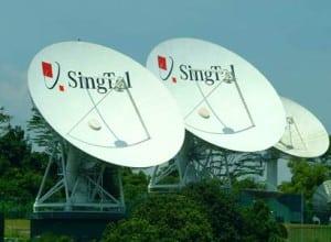 SingTel Teleport FSS