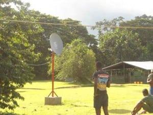Eutelsat Guyana Newtec