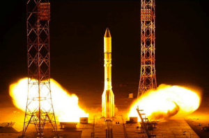 Proton ILS Roscosmos