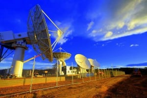 NBN Co Walumla ground station