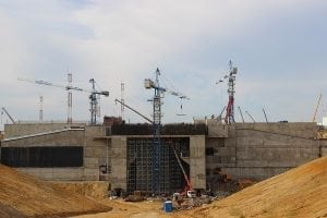 Vostochny Cosmodrom Russia Angara