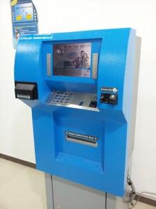 ATM India Satellite