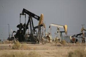 Oil Derrick exploration