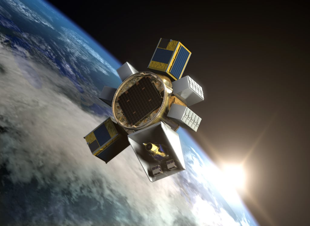 Spaceflight Inc's Sherpa hosted Payload