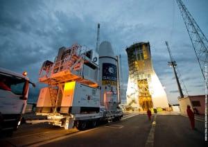Galileo ESA Soyuz Fregat