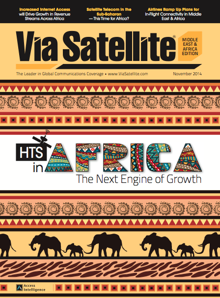 Via Satellite Middle East & Africa 2014 – English