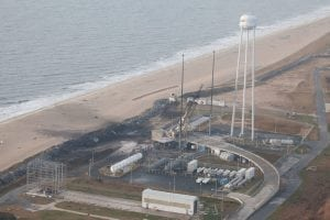 Wallops Island Antares NASA Orbital Sciences