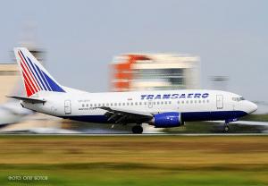 Transaero IFC Panasonic