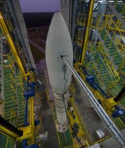Arianespace Vega ELV