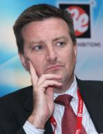 Declan Byrne, president of the WiMAX Forum