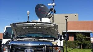 FirstNet Oregon Satellite