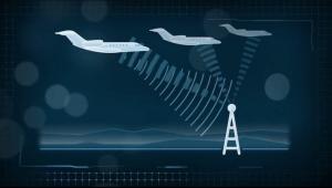 SmartSky 4G LTE Network rendering.