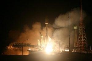 Resurs P2 Soyuz launch