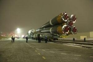 Soyuz 2.1b Roscosmos