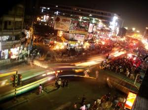 Dhaka Bangladesh Emerging Market