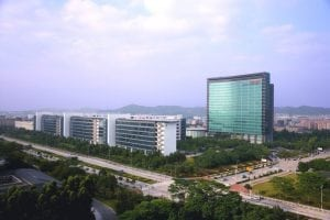 Huawei Headquarters China