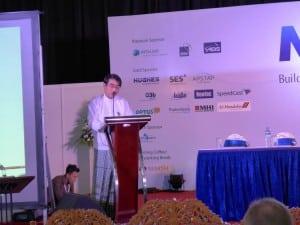 Myanmar Minister ICT