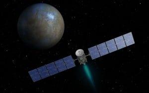 NASA Dawn Ceres