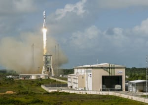 Arianespace's December 18, 2014 mission with four O3b Networks connectivity satellites