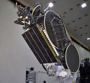 Eutelsat 25b Es'hail 1