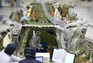 Lockheed Orion NASA
