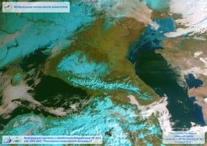 Meteor M2 Roshydromet Roscosmos