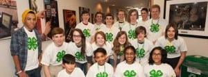 Participants of the 4H HughesNet program Photo: HughesNet