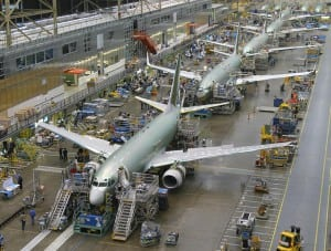 Boeing 737 Plane Aircraft