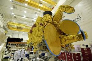 Eutelsat 3D Thales