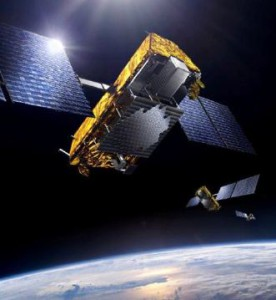 Iridium NEXT satellites