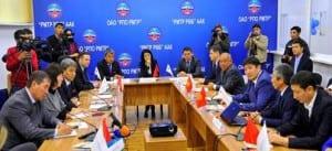 Kyrgyzstan Eutelsat RPO RMTR