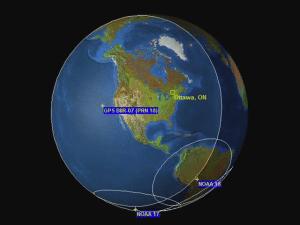 MEOSAR Canada NOAA