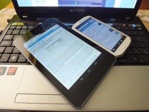 OTT laptop smartphone tablet
