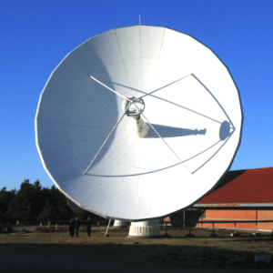 UltiSat teleport at its Denmark location