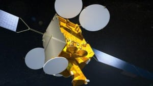 Artist's rendition of an Astra satellite. Photo: Airbus Defence and Space