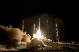 SpaceX CRS NASA