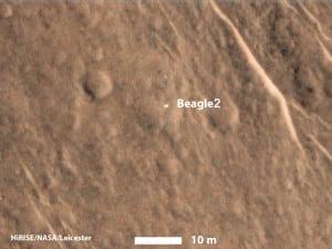 Mars Beagle NASA