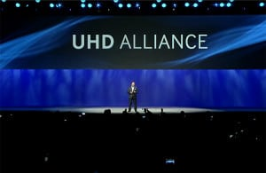 UHD Alliance. Photo: Samsung