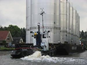 Boat maritime stock fluid