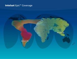 Intelsat Epic Coverage