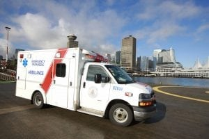 BC Ambulance Norsat
