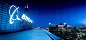 Boeing building HQ