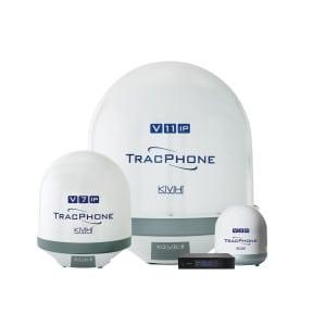 KVH mini-VSAT Tracphone