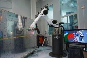 Saphir Robotics Project