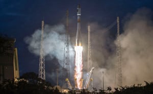 Arianespace Soyuz Galileo