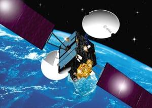 Artemis Avanti ESA GNSS