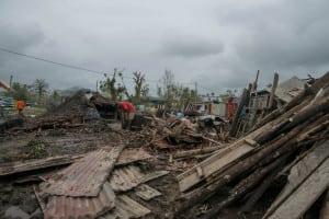 Vanuatu UNICEF Cyclone Pam