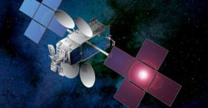 Satellite with JUPITER technology. Photo: Hughes