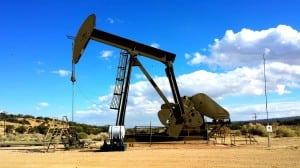 Oil derrick energy