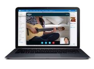 Skype Inmarsat Quicklink